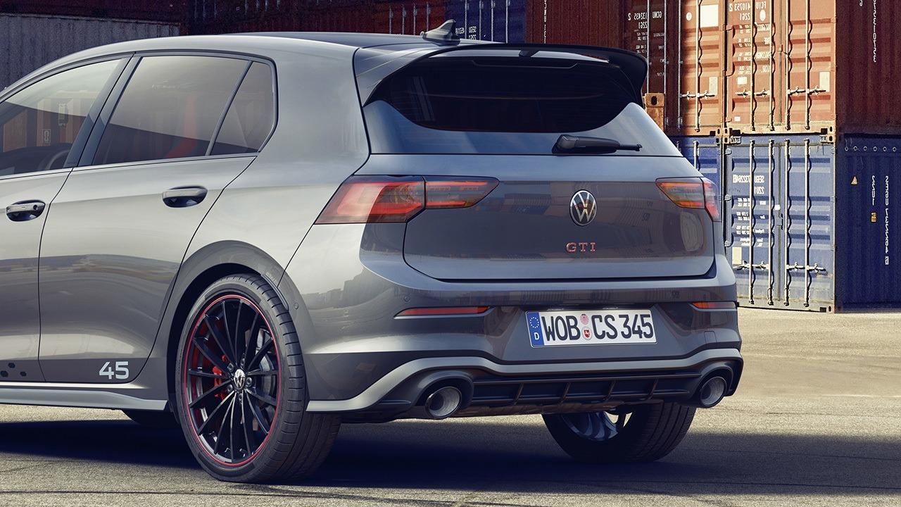 Volkswagen Golf GTI Clubsport 45 - posterior