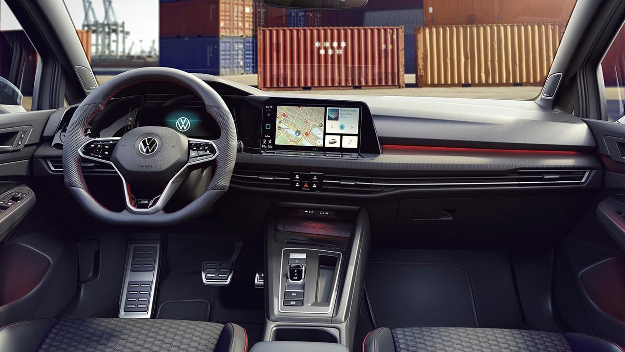 Volkswagen Golf GTI Clubsport 45 - interior