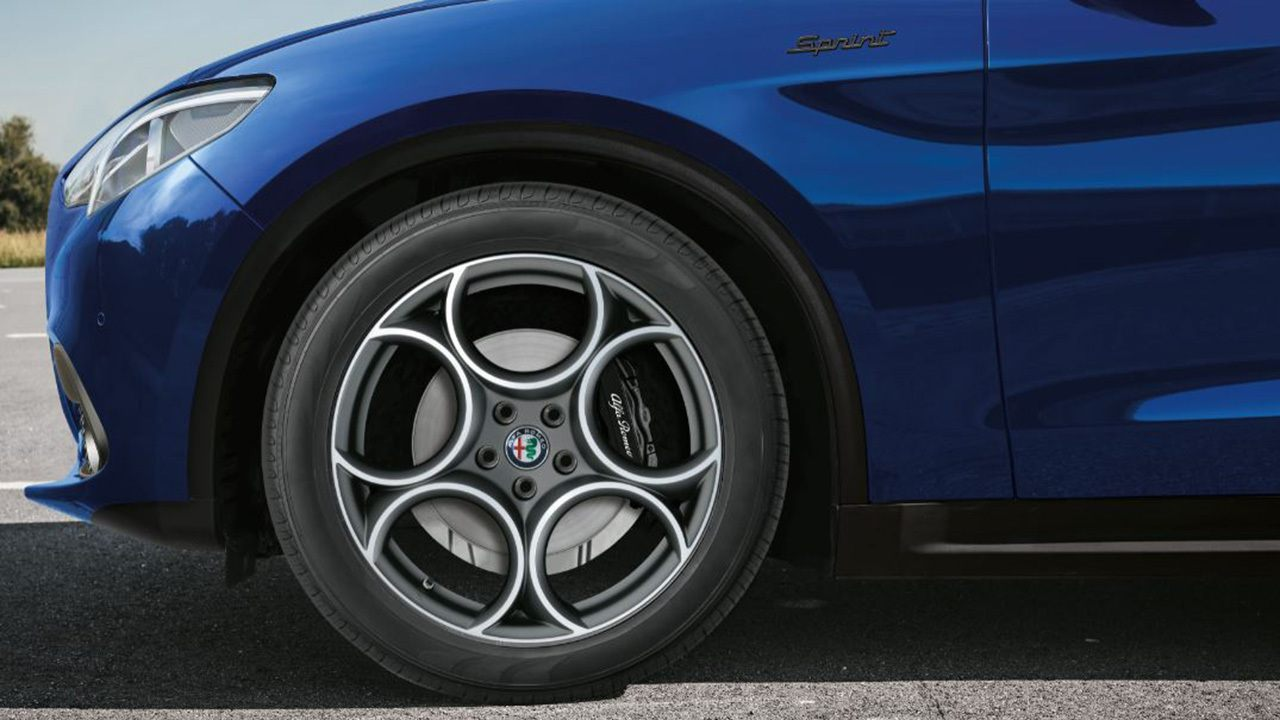 Alfa Romeo Stelvio Sprint Plus - llantas