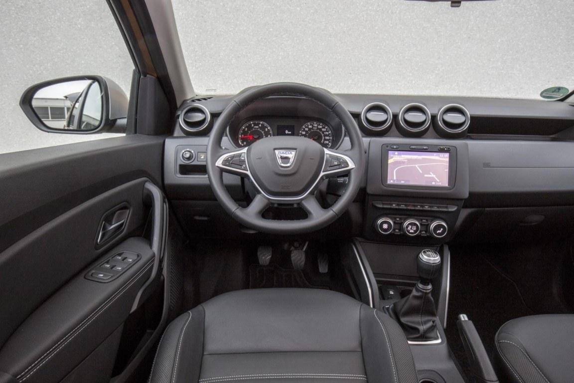 Foto Dacia Duster Urban - interior