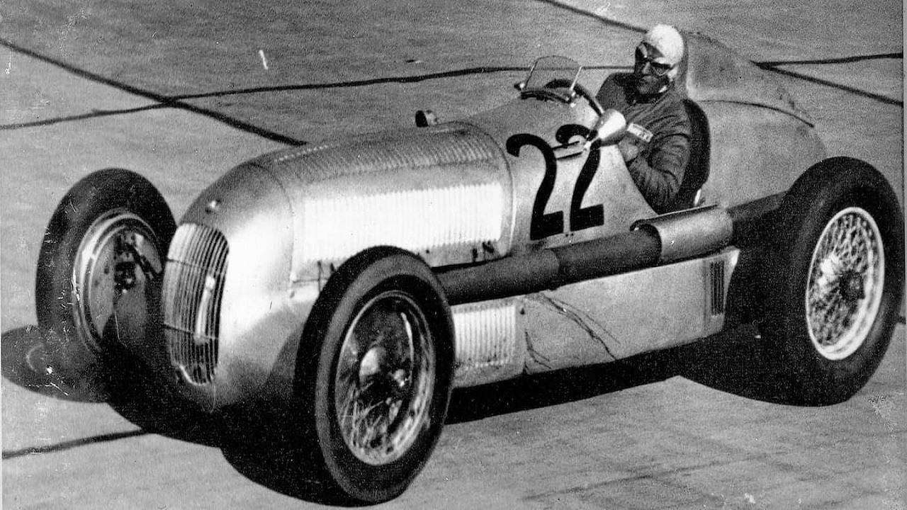 Mercedes W25 de 1934