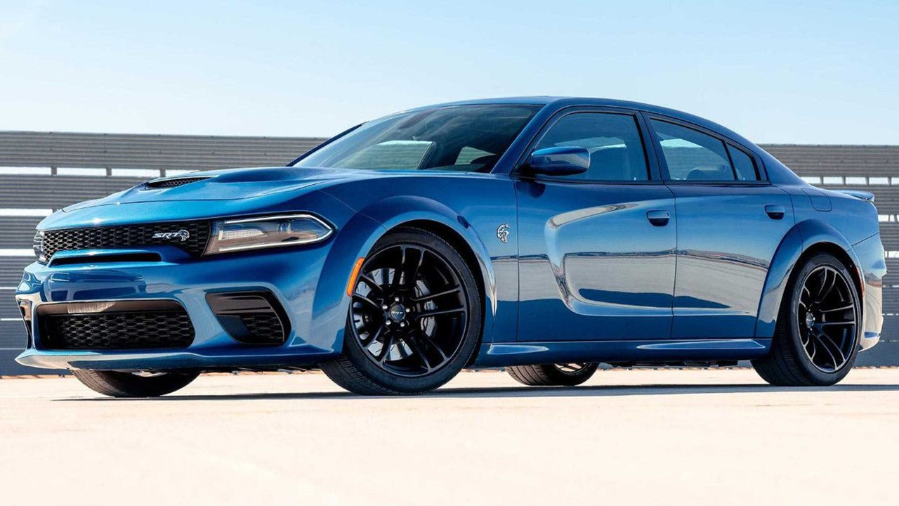 Dodge Charger Hellcat 2021
