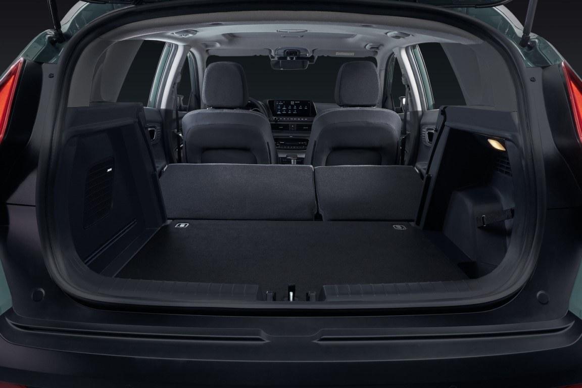Foto Hyundai Bayon - interior