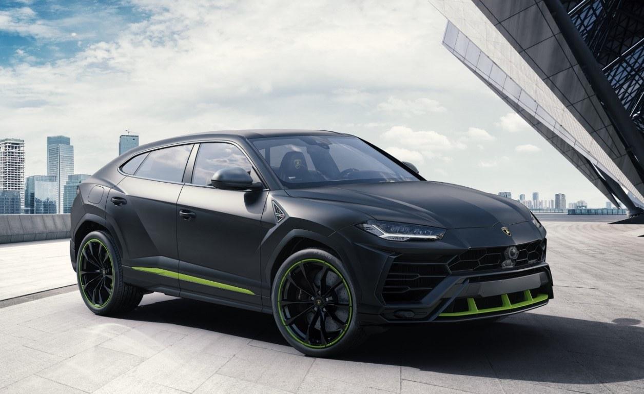 Foto Lamborghini Urus Graphite Capsule - exterior
