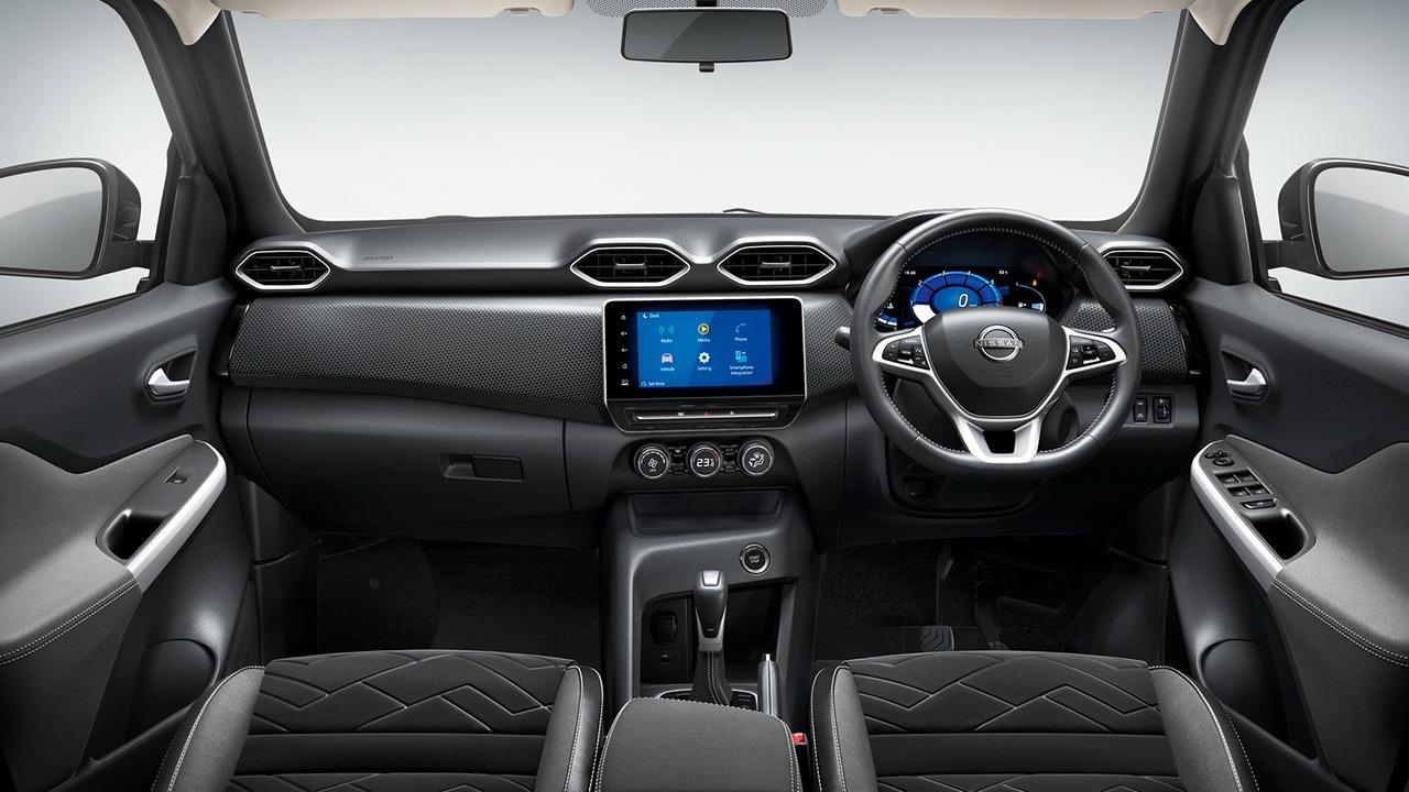 Nissan Magnite - interior