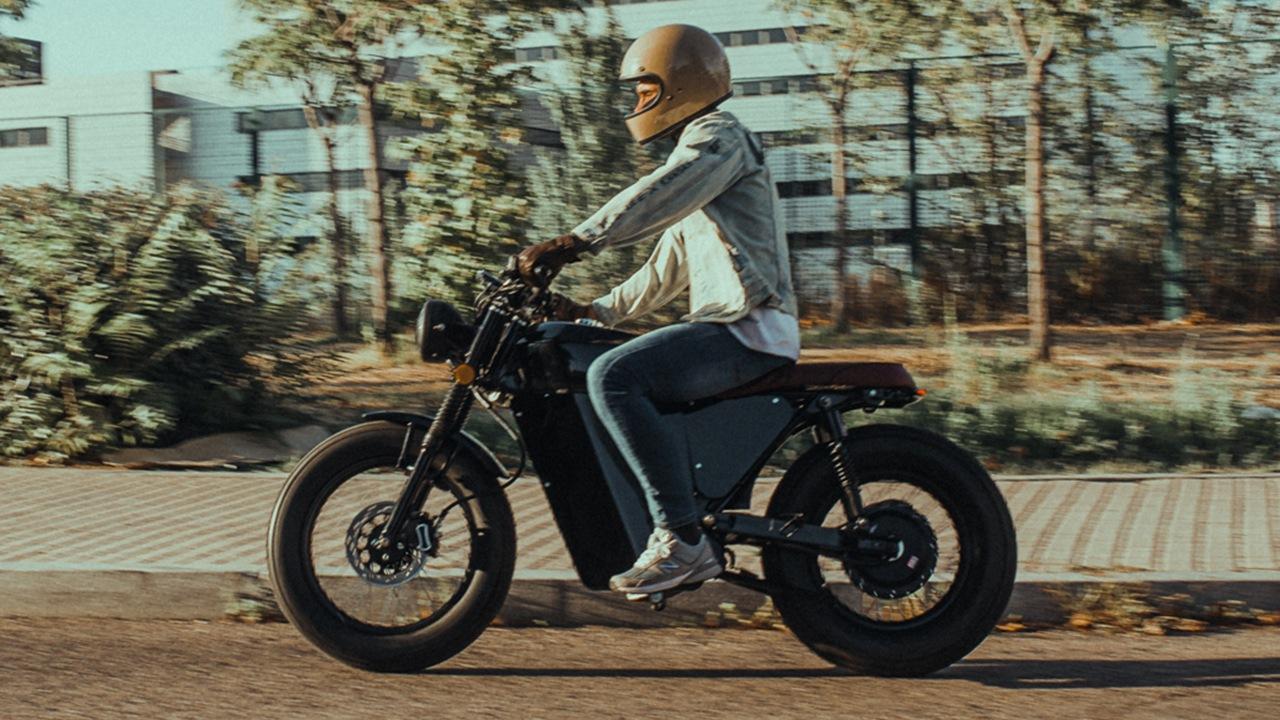 OX One, una nueva moto eléctrica