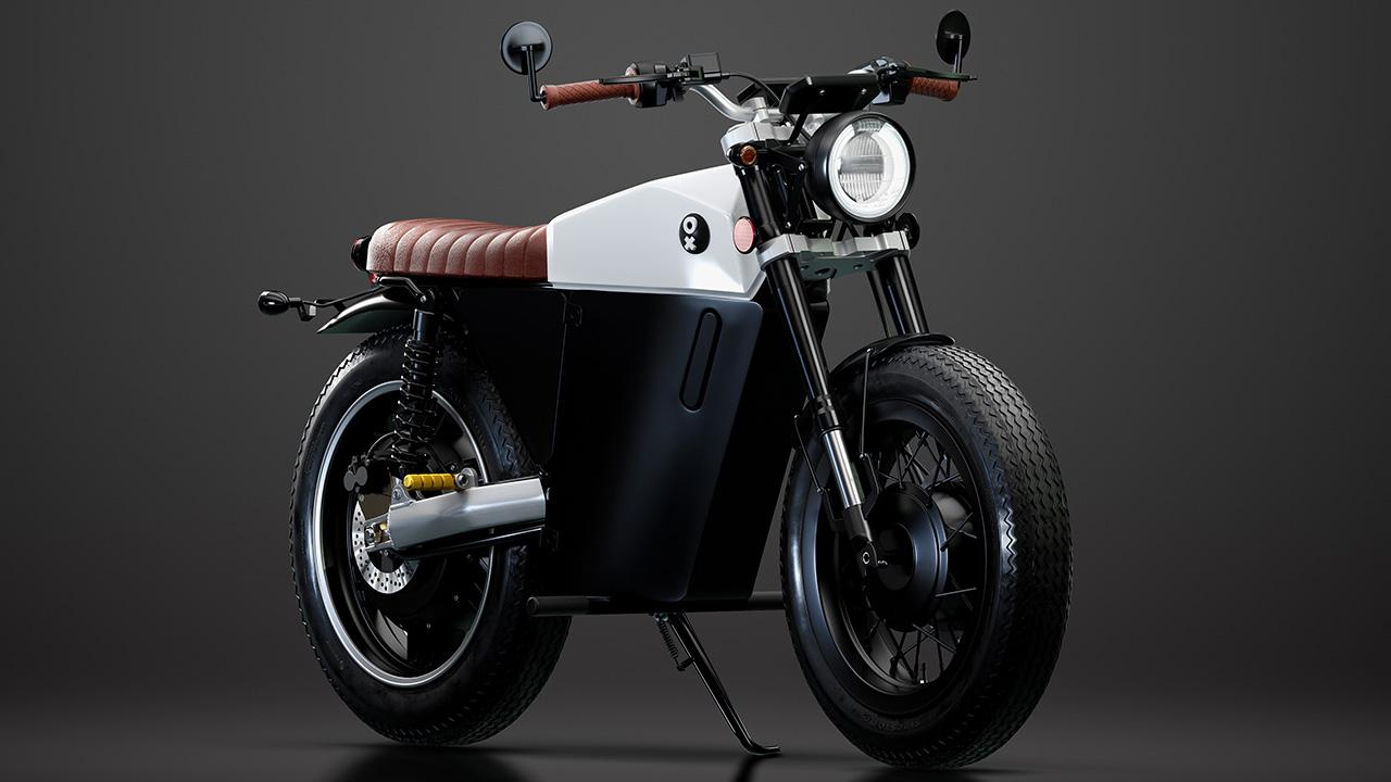 OX One moto eléctrica