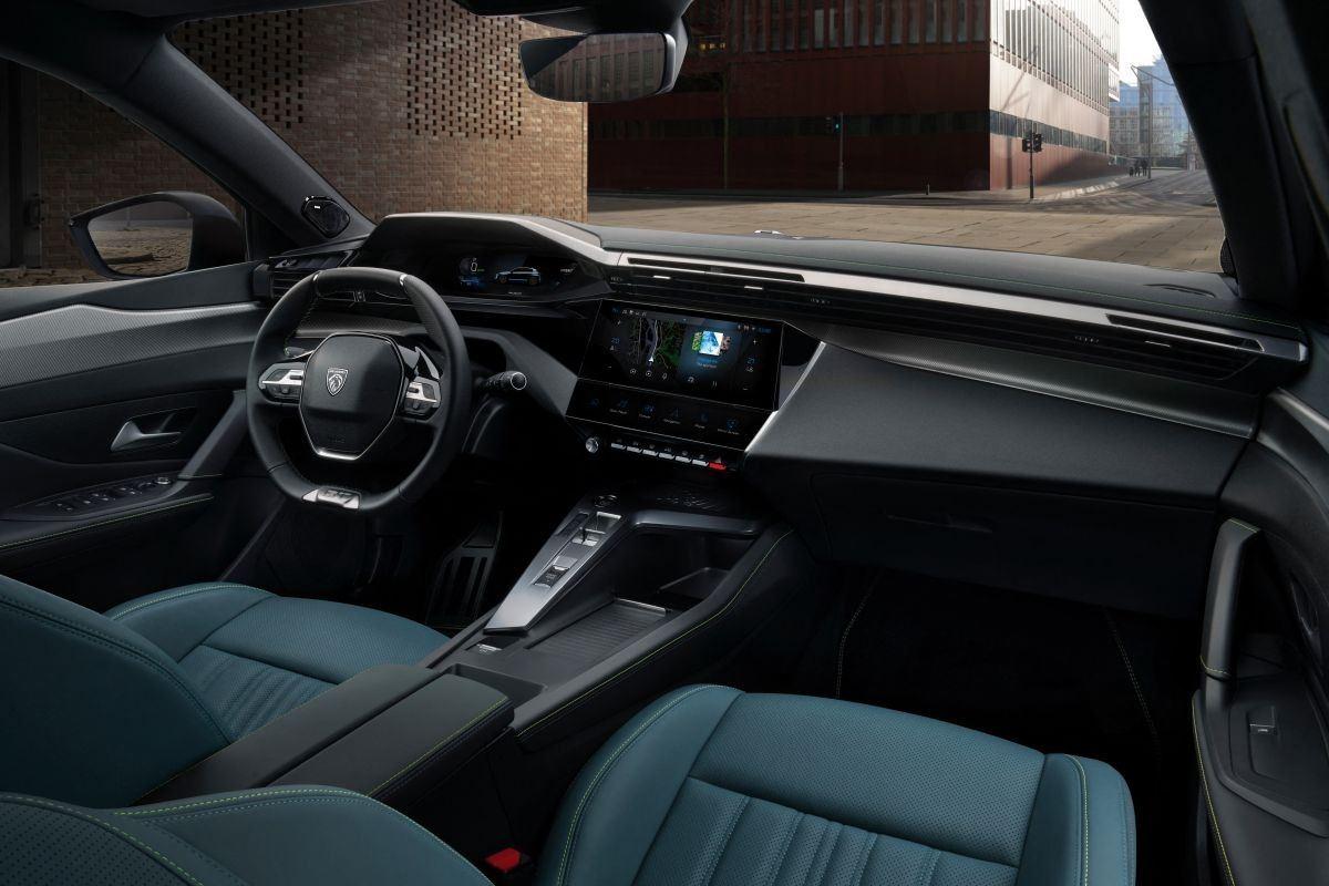 Foto Peugeot 308 2021 - exterior