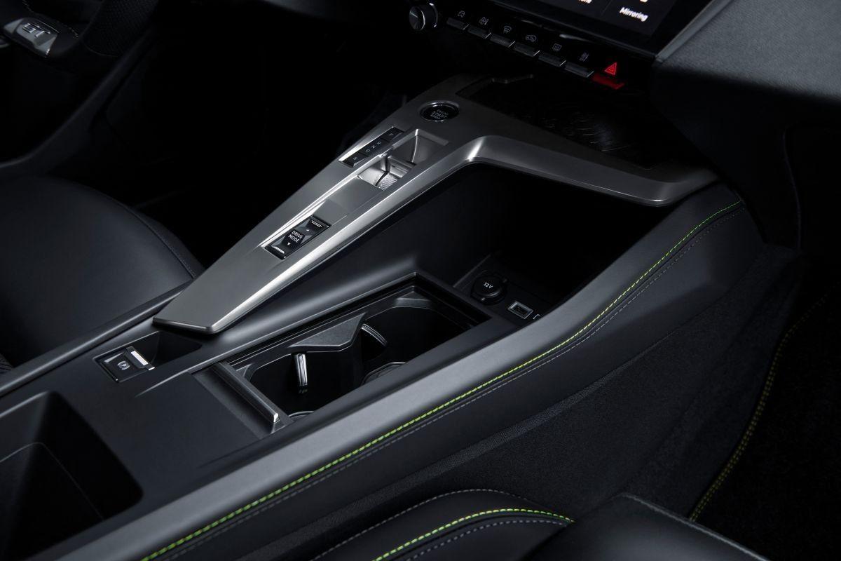 Foto Peugeot 308 2021 - interior