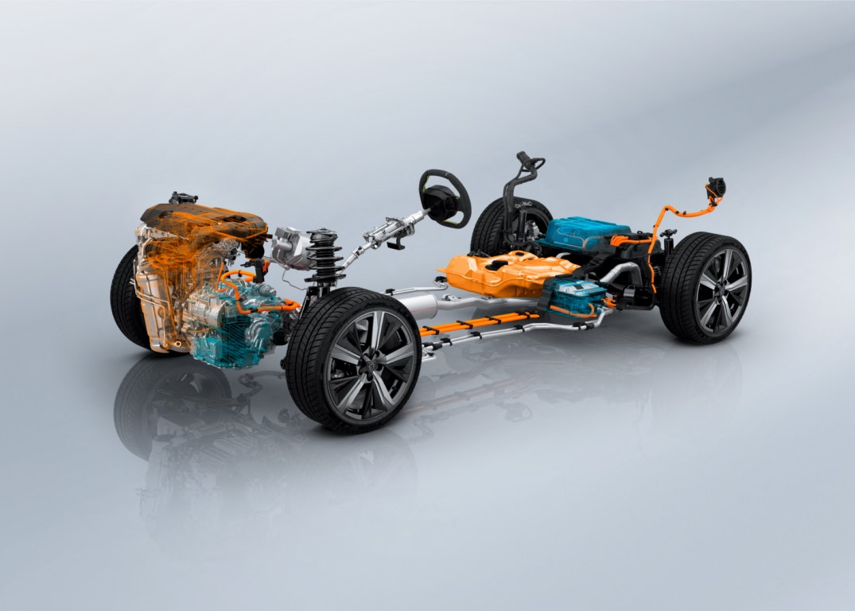 Foto Peugeot 308 2021 - tecnología