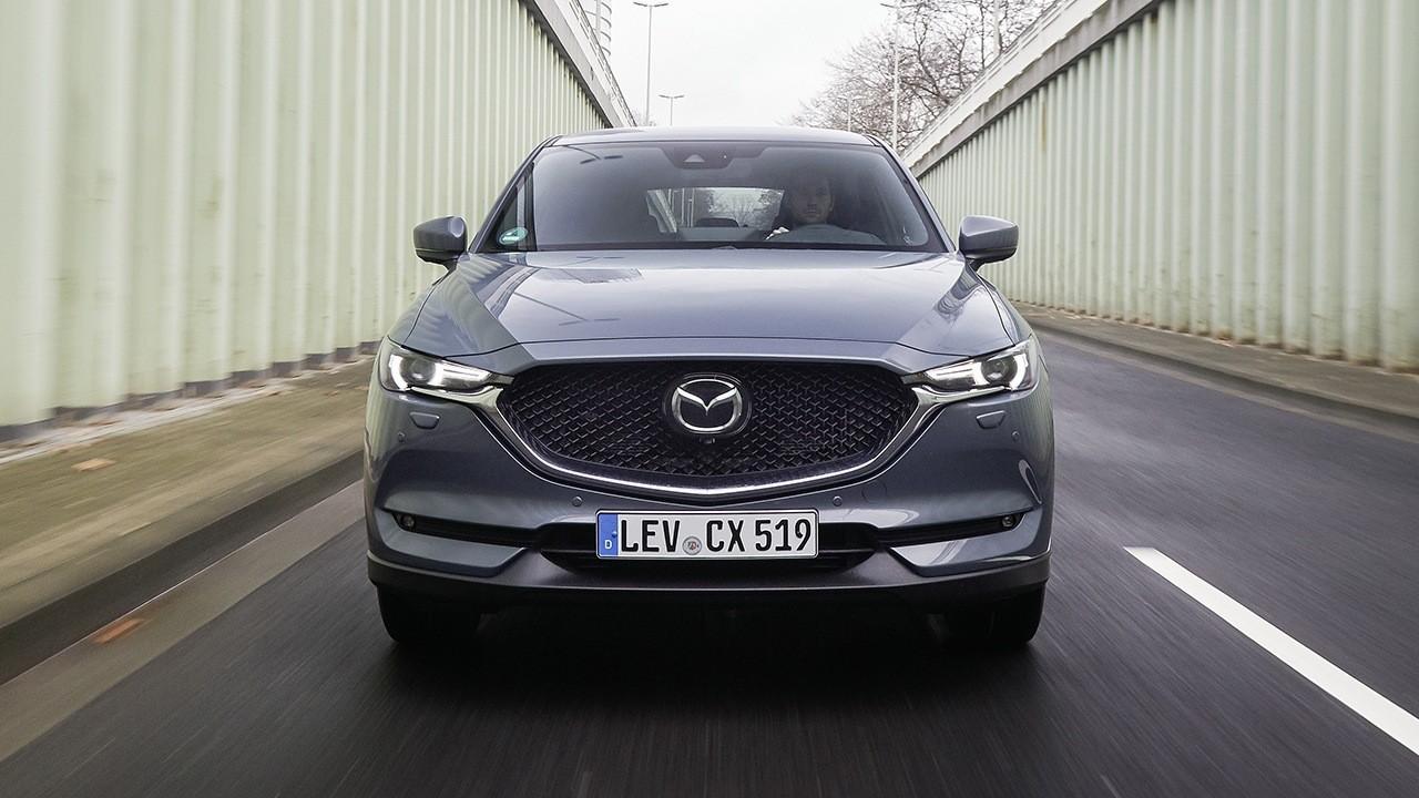 Mazda CX-5 2021 - frontal