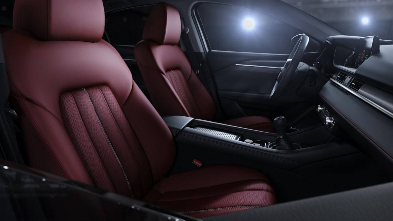 Mazda6 Homura Edition - interior