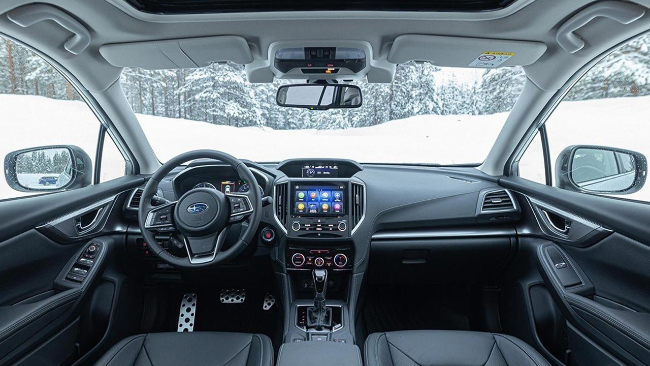 Subaru Impreza EcoHybrid - interior