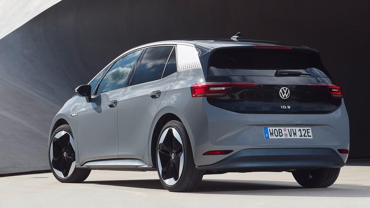 Volkswagen ID.3 - posterior