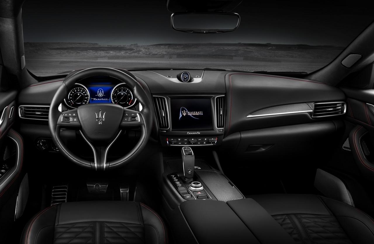 Foto Maserati Levante - interior