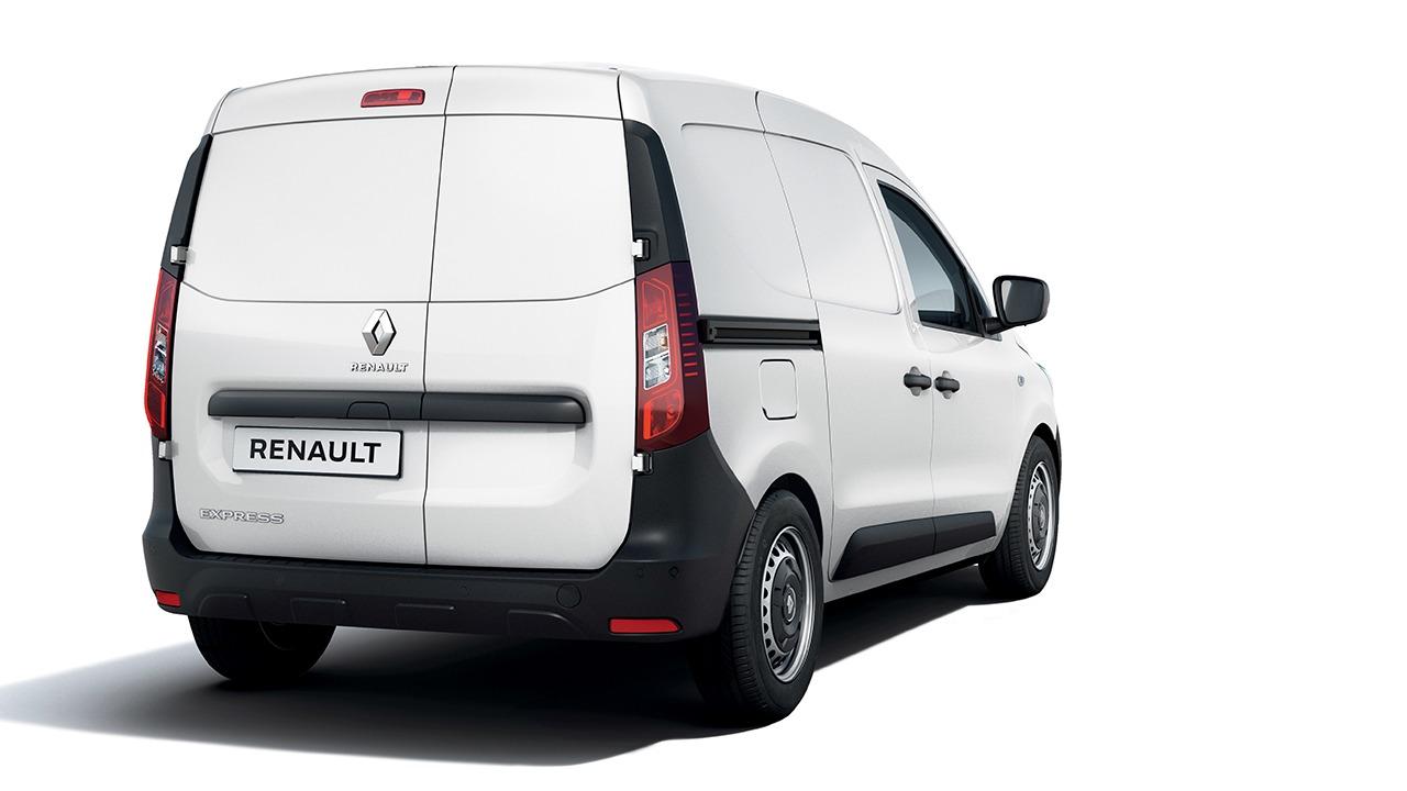 Renault Express Furgón 2021 - posterior