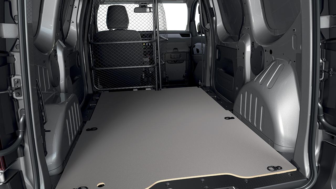 Renault Express Furgón 2021 - maletero
