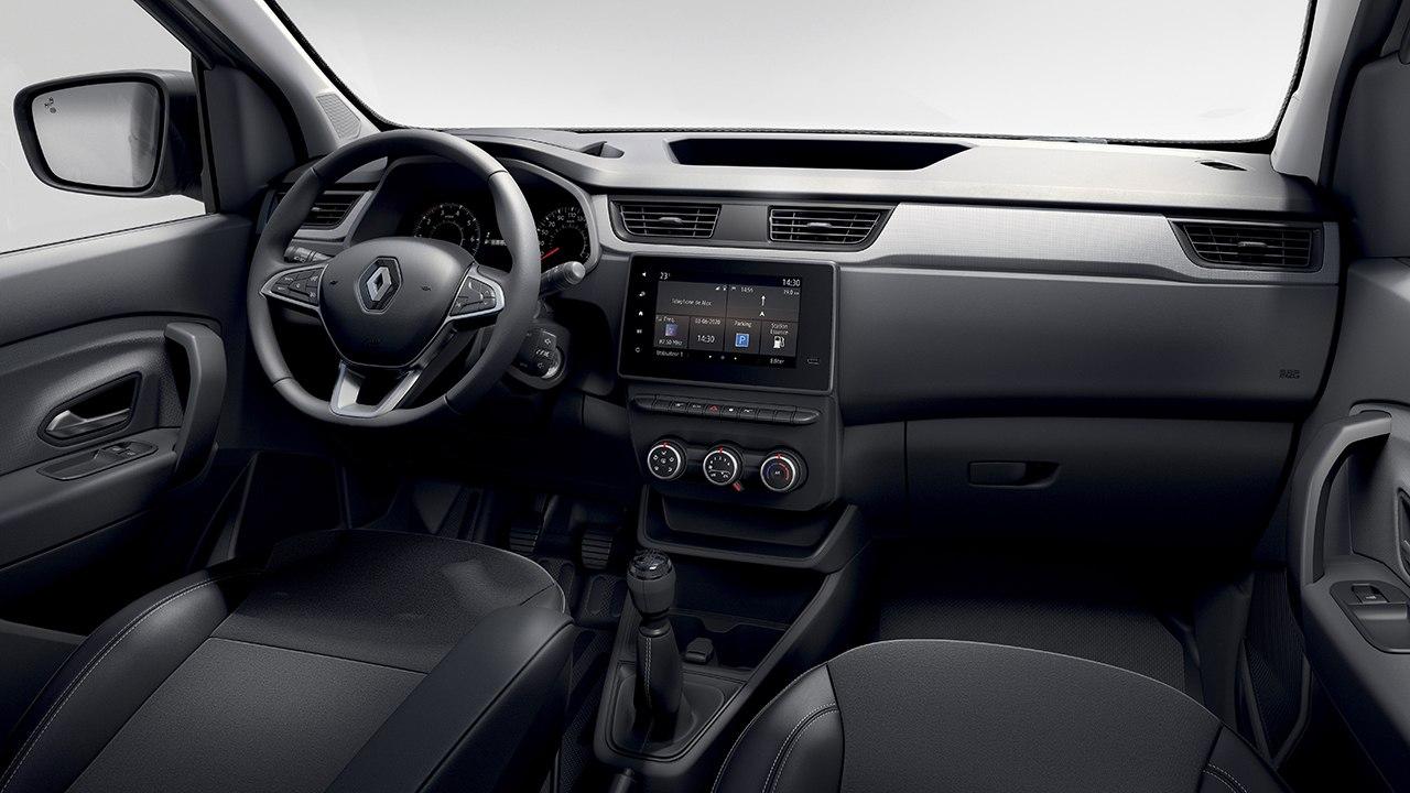 Renault Express Furgón 2021 - interior