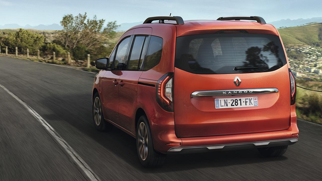Renault Kangoo Combi 2021 - posterior