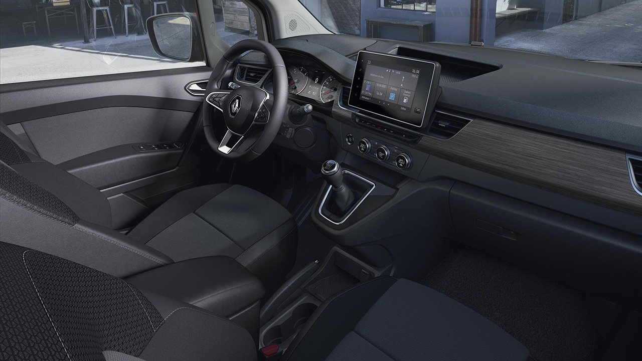Renault Kangoo Combi 2021 - interior
