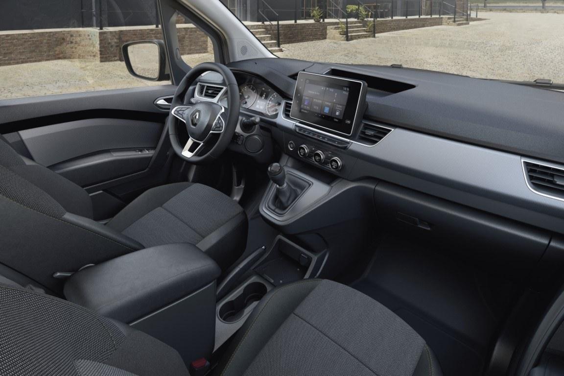 Foto Renault Kangoo Van e-Tech Electric - interior