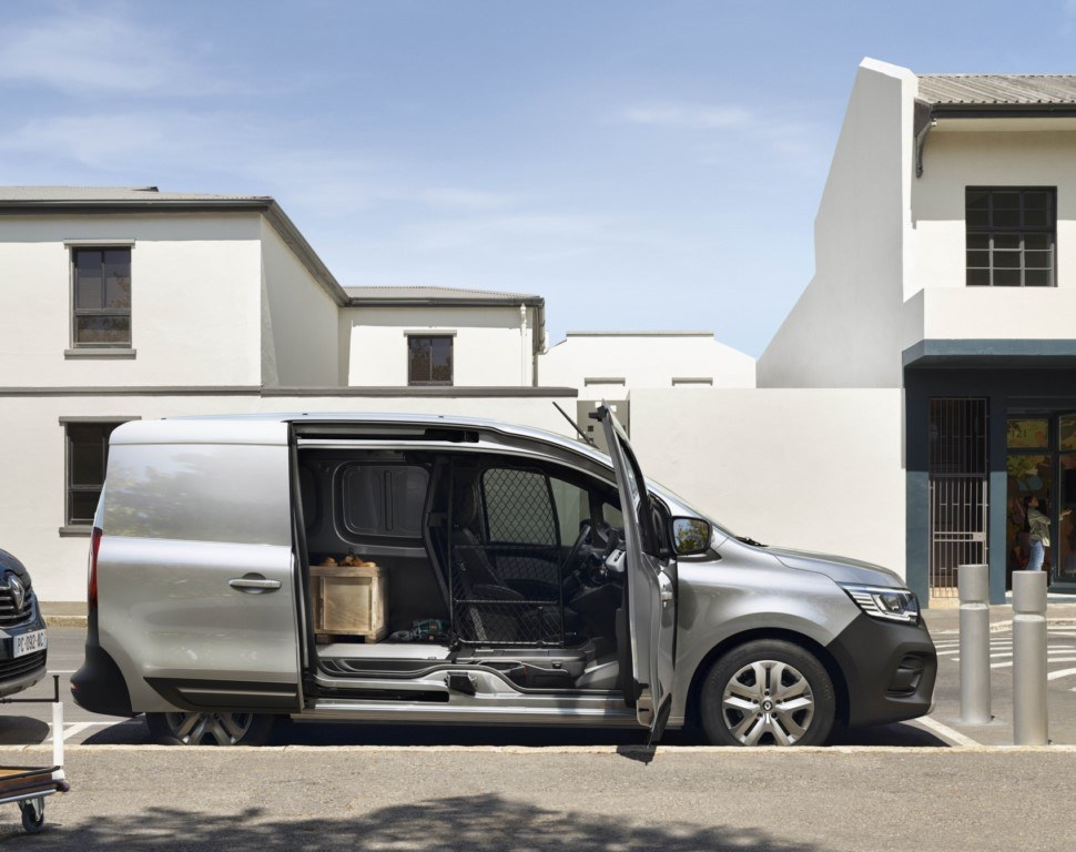 Foto Renault Kangoo Van e-Tech Electric - exterior