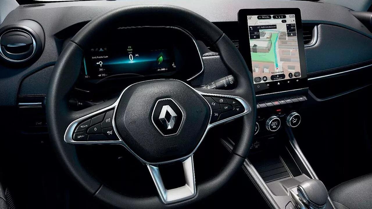 Foto Renault ZOE Limited - interior