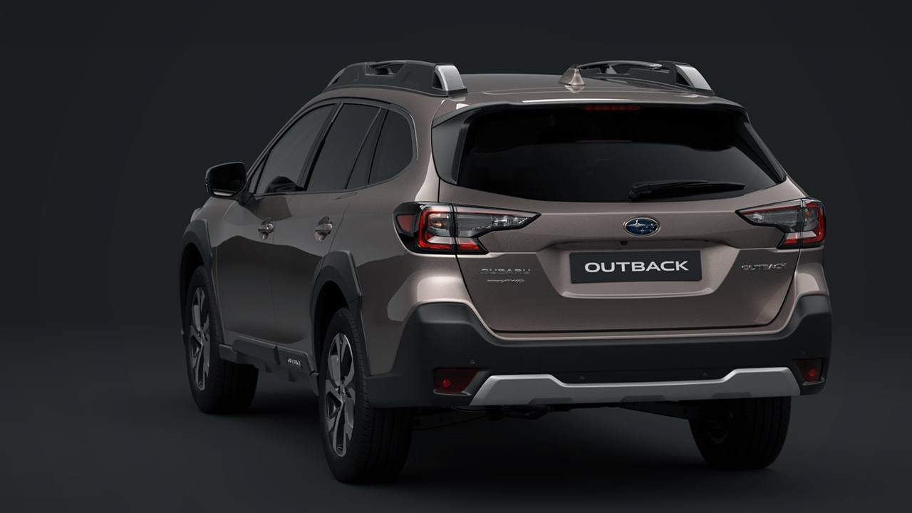 Subaru Outback 2021 - posterior