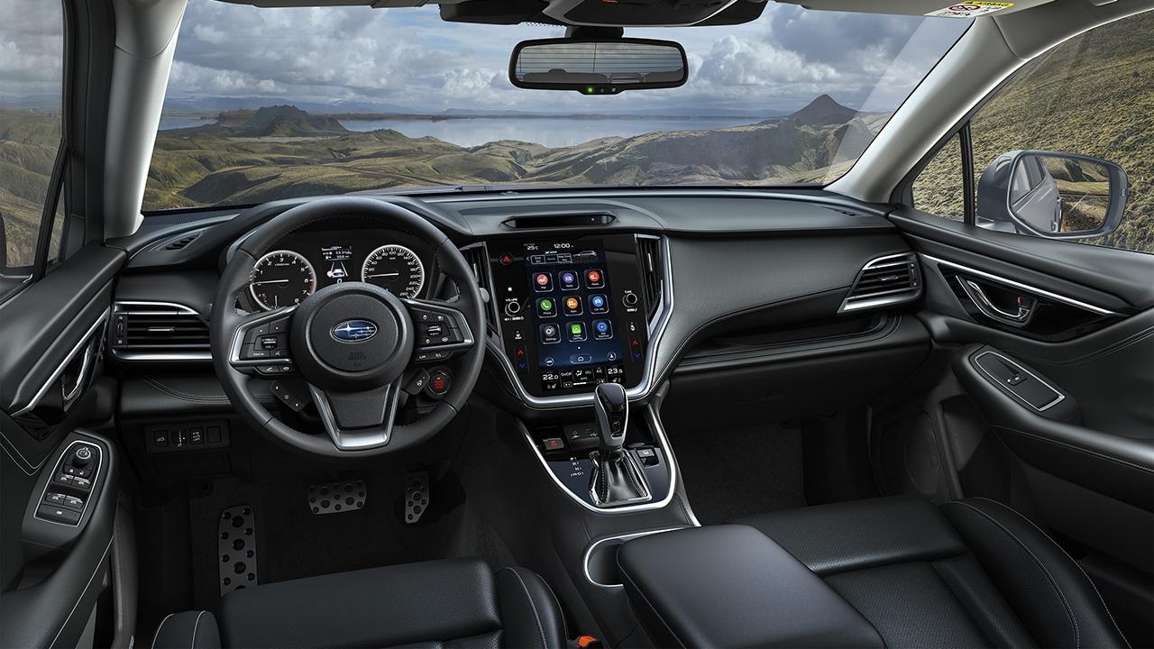 Subaru Outback 2021 - interior
