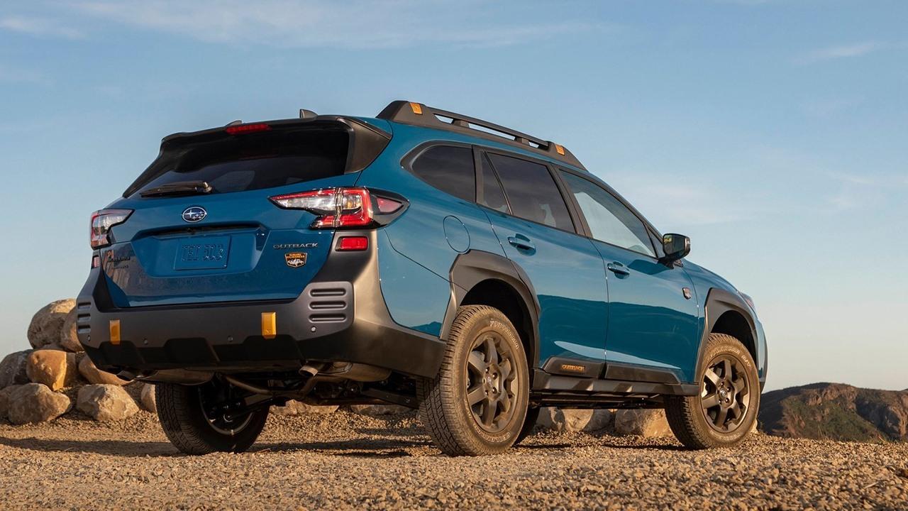 Subaru Outback Wilderness 2021 - posterior