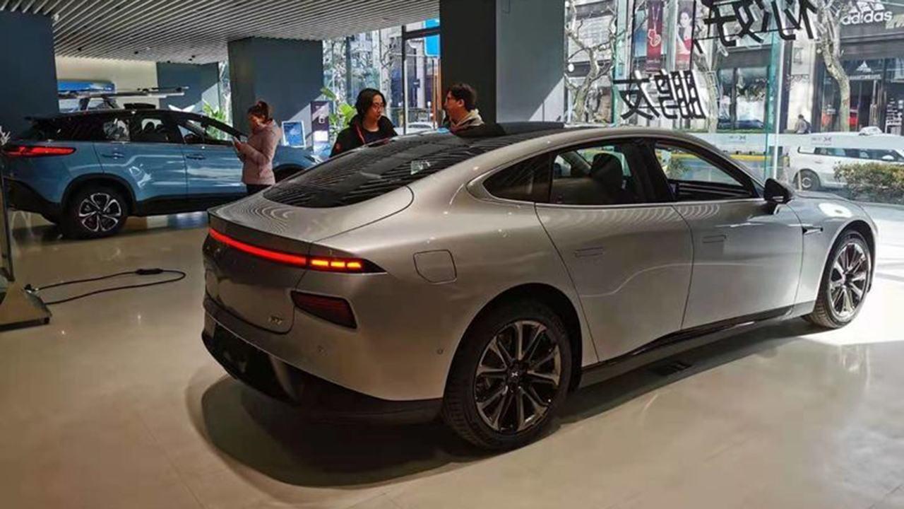 Ventas de coches en China en febrero de 2021