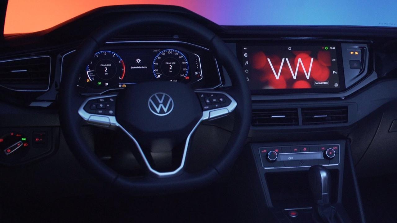 Volkswagen Nivus - interior