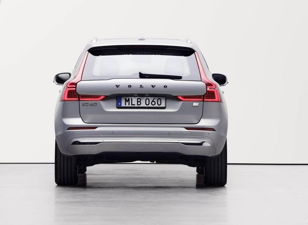 Foto Volvo XC60 Facelift 2021 - exterior