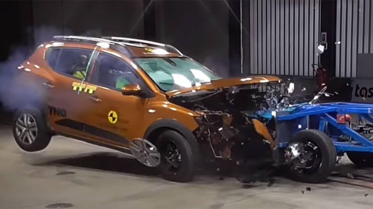 Dacia Sandero 2021 en las pruebas Euro NCAP