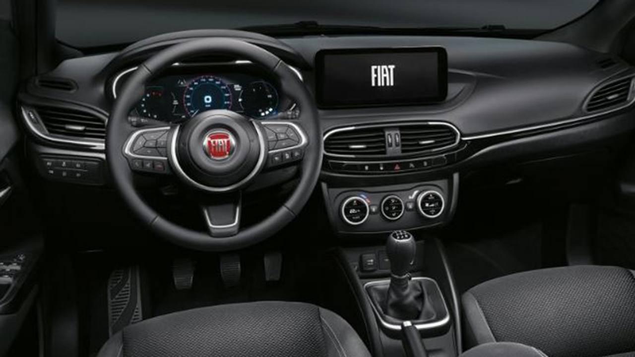 FIAT Tipo City Sport - interior
