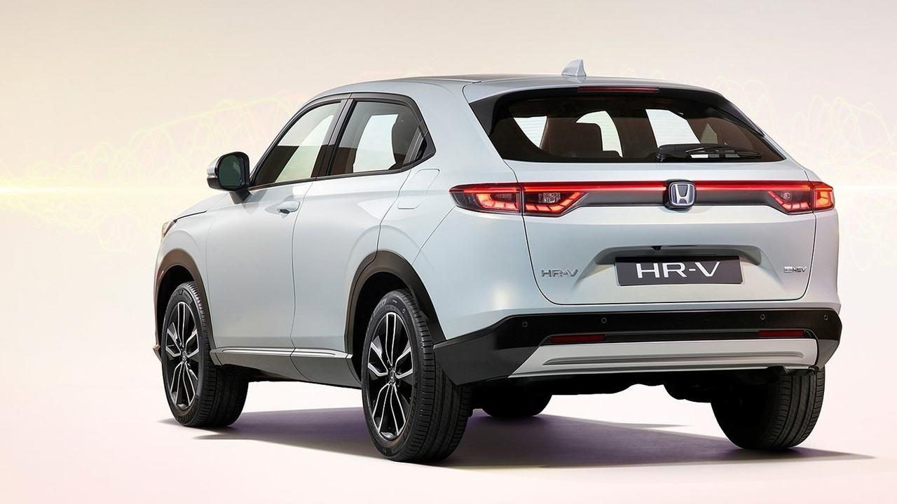Honda HR-V 2021 - posterior