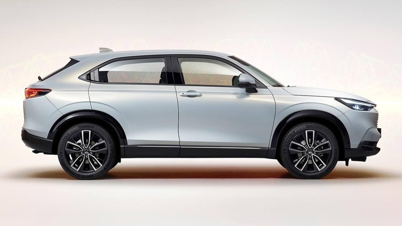 Honda HR-V 2021 - lateral