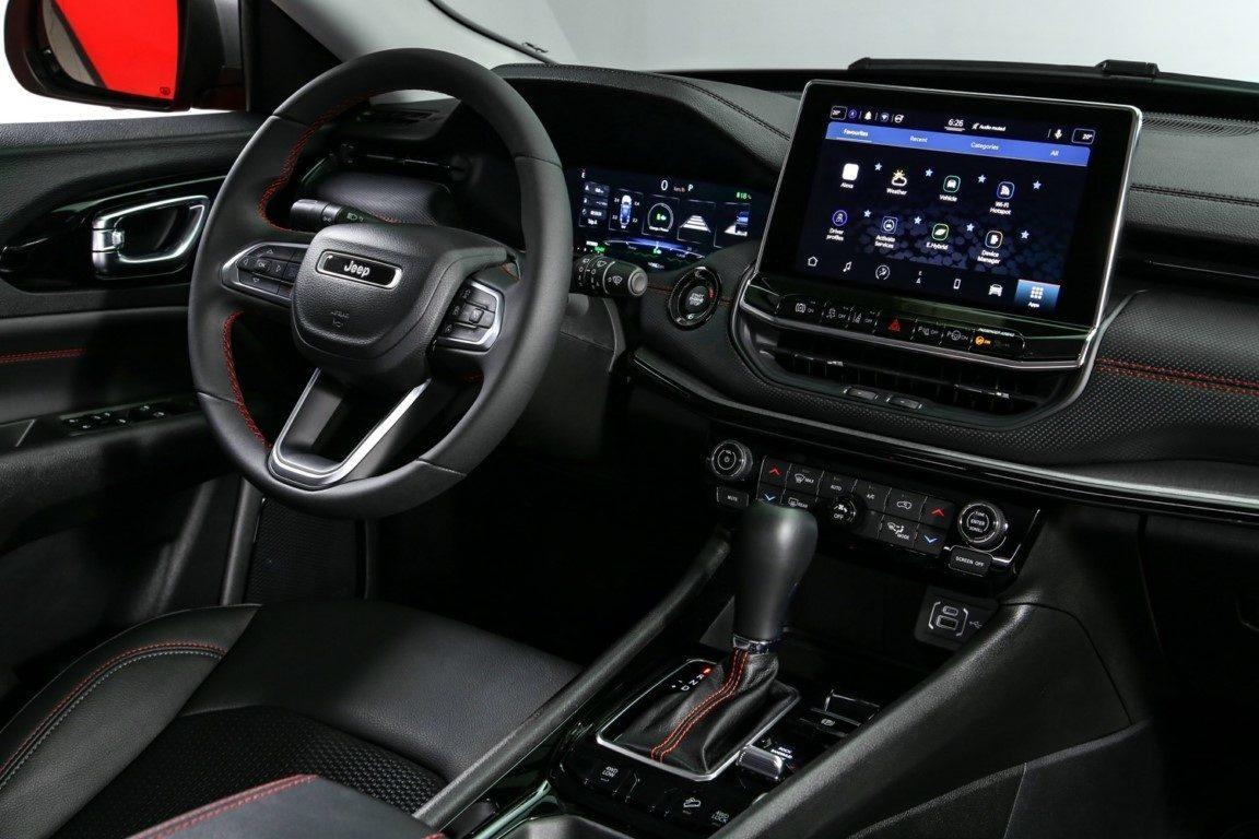 Foto Jeep Compass 2022 - interior