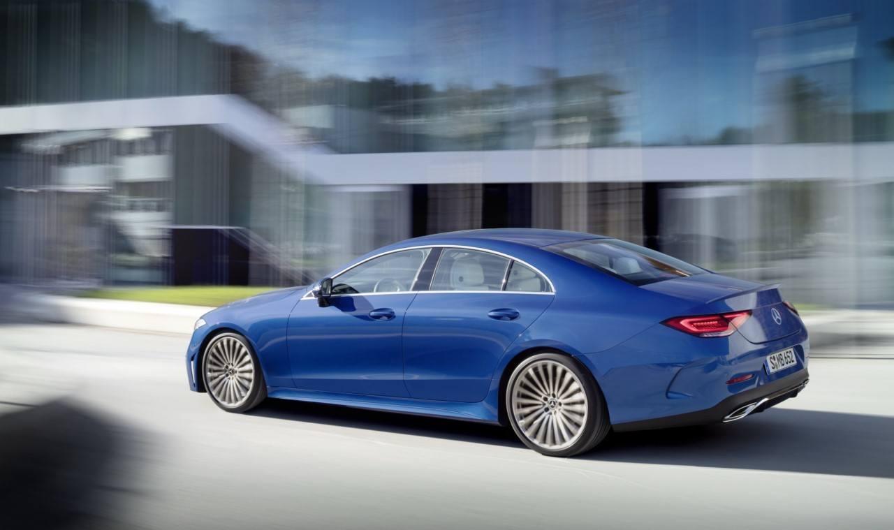 Foto Mercedes CLS 2021 - exterior