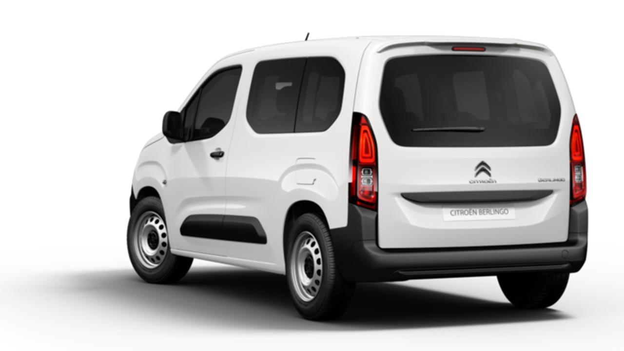 Citroën Berlingo - posterior