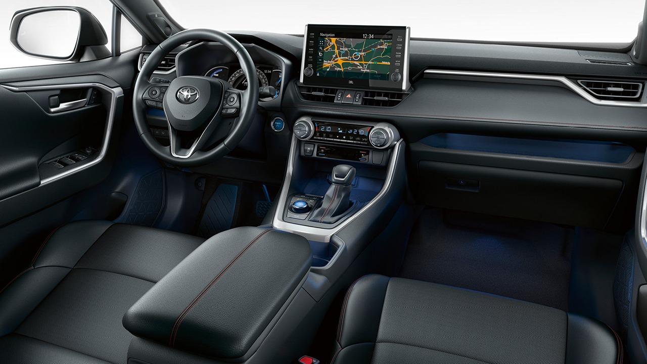 Toyota RAV4 Plug-in - interior
