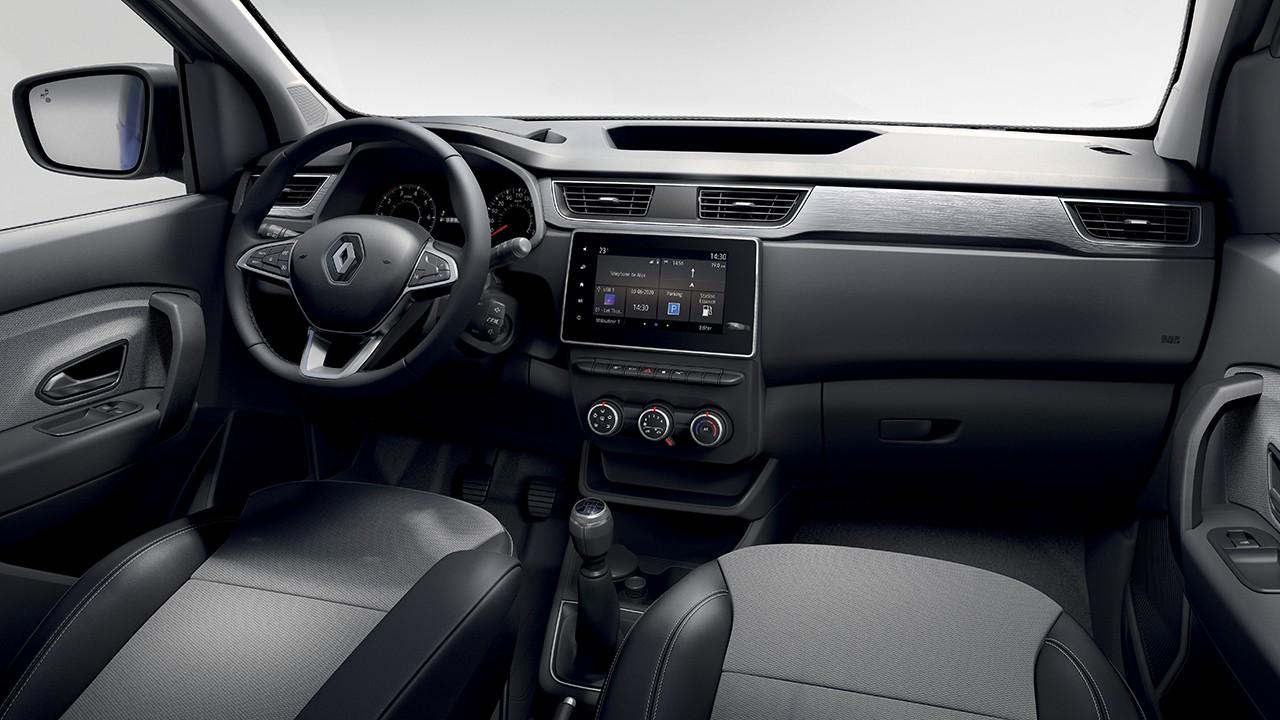 Renault Express 2021 - interior