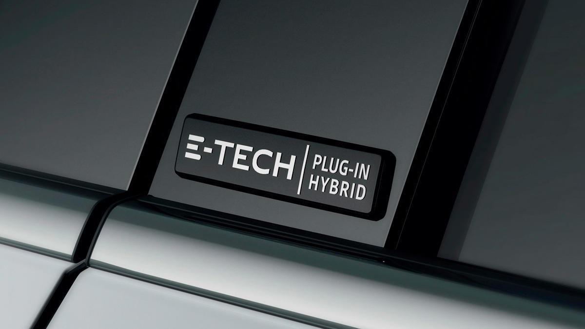 Tecnología híbrida Renault E-Tech