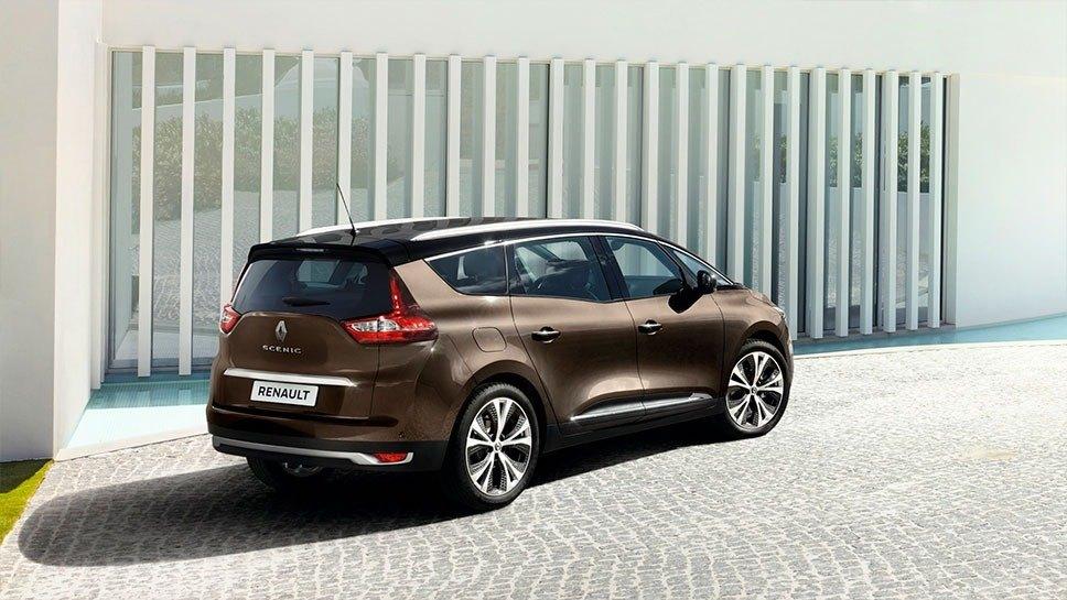 Foto Renault Grand Scénic 2021 - exterior