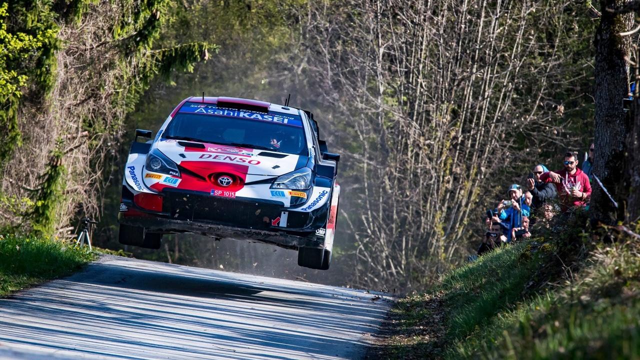 Thierry Neuville aguanta el pulso a Sébastien Ogier en el Rally de Croacia