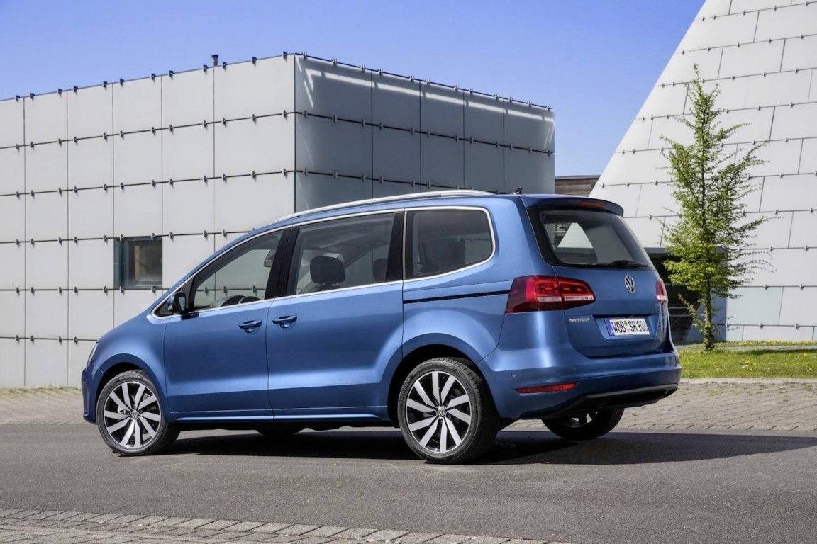 Foto Volkswagen Sharan - exterior