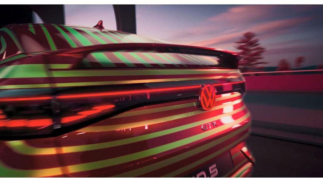 Teaser Volkswagen ID.5