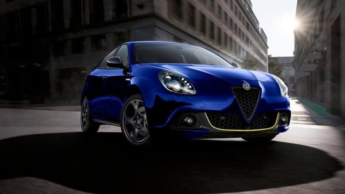Foto Alfa Romeo Giulietta Final Edition - exterior