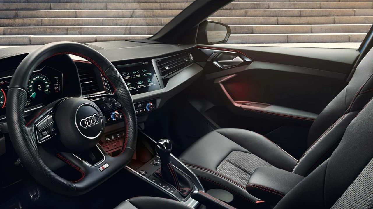 Foto Audi A1 S line Competition - interior