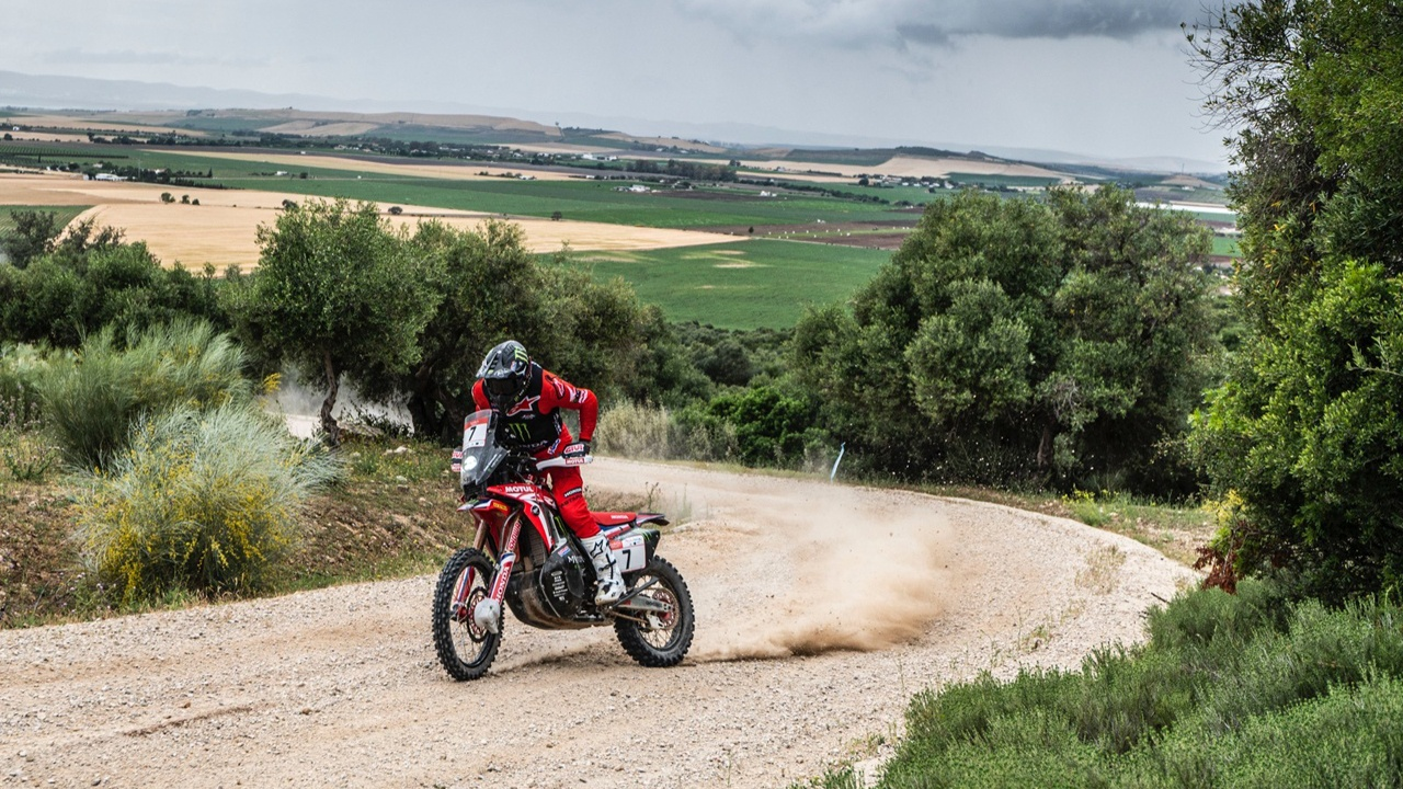 La élite off-road se da cita en un interesante Andalucía Rally